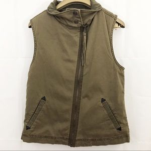 Marrakech Canyon Sherpa Lined Vest Anthropologie